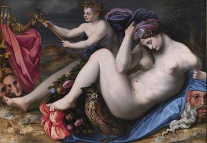 Ghirlandaio-La notte, 1553-55