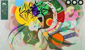 Kandinsky. Curva dominante, 1936
