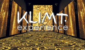 Mostre a Firenze 2017. Klimt Experience. Firenze