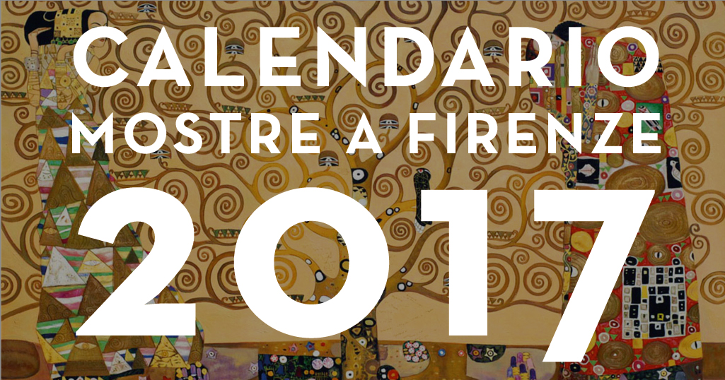 Mostre a firenze 2017 calendario completo mostre ed eventi for Venezia mostre 2017