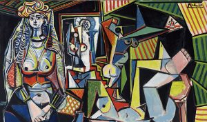 Picasso. donne di Algerialgeri