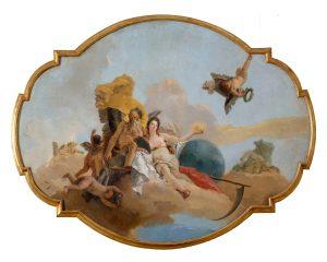 Giambattista Tiepolo. La Verità svelata dal Tempo