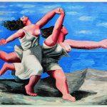 Picasso. Deux femmes courant sur la plage (Due donne che corrono sulla la spiaggia, La corsa. 1922