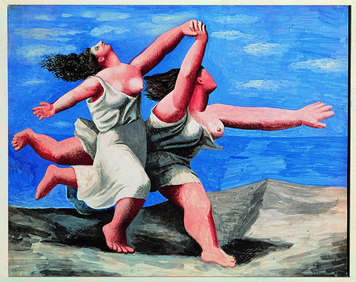 Picasso. Sipario per il balletto