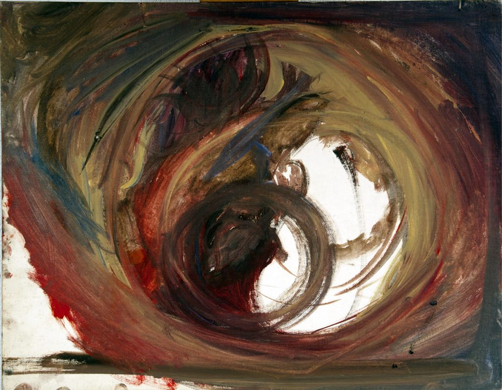 Jack Kerouac. Truman Capote, 1959, olio su tela, 51x40,3 cm